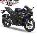 Yamaha R15 V3 Monster Energy