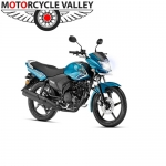 Yamaha Saluto Sparky Cyan