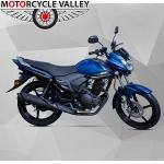 Yamaha Saluto Armada Blue