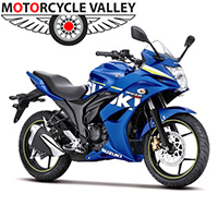 Suzuki Gixxer SF Single Disc