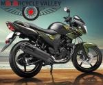 Yamaha SZ RR Matt Green