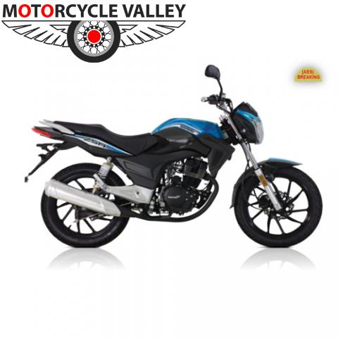 ZNEN REX127 125cc