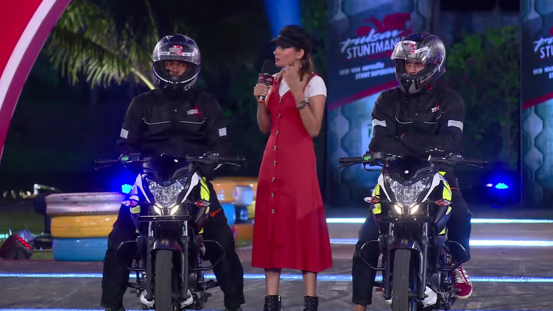 Pulsar Stuntmania 2019 Ready to role